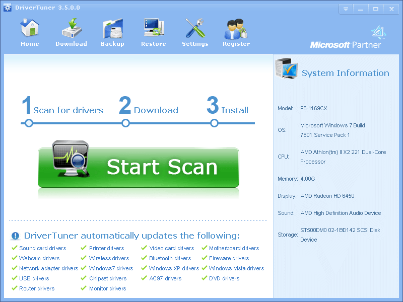 free download display driver for windows 7 64 bit